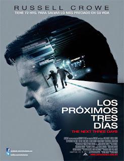 Los próximos tres días (2010) [Latino]