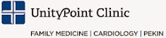 UnityPoint Health - Golf Cart Sponsors