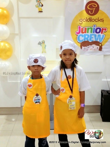 Goldilocks Junior Crew Workshop
