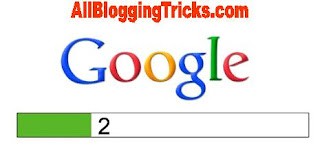 Google page rank updated for allbloggingtricks.com