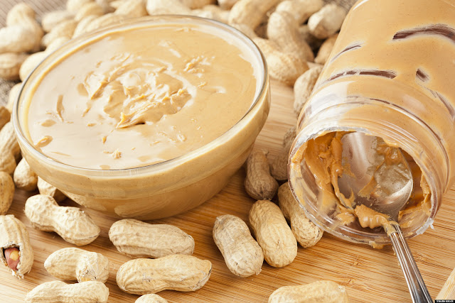 Peanut Butter Frugal Fitness Diet