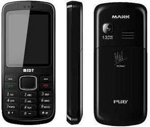 Maxx MSD7 MS Dhoni Autographed Phone