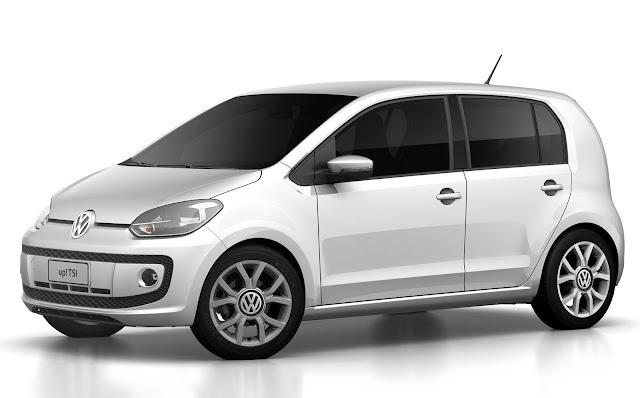 Volkswagen Up! TSi x Sandero R.S. 2.0 x Punto T-Jet