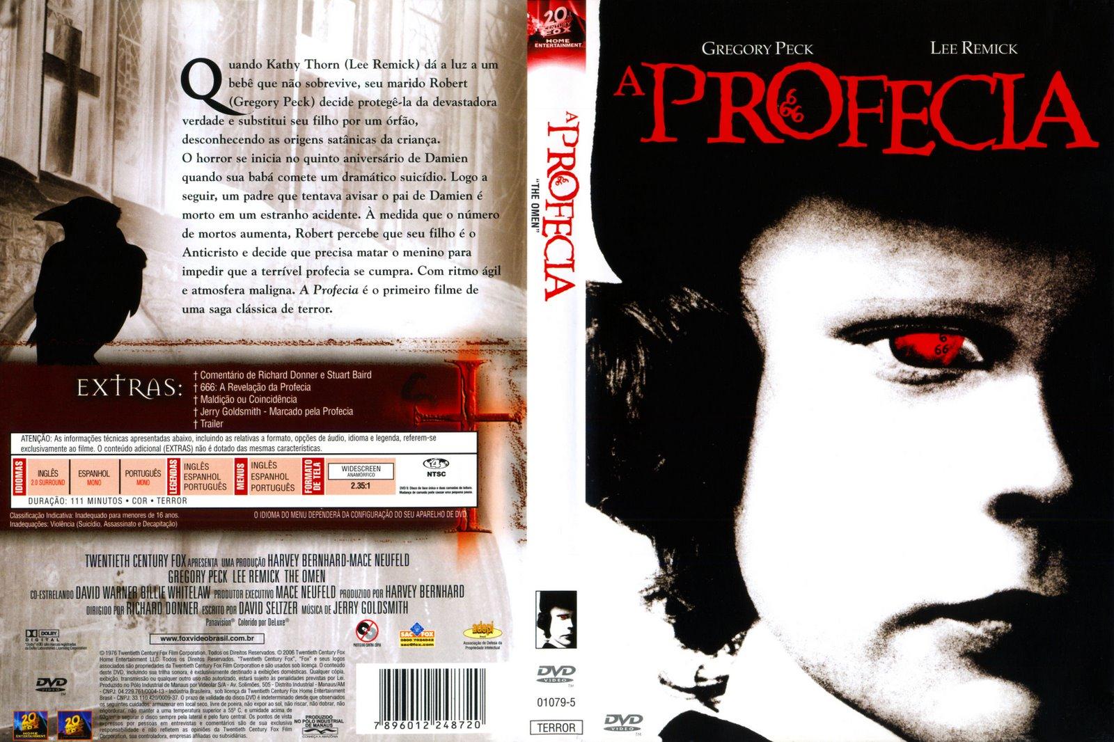 A Profecia (1976) Torrent