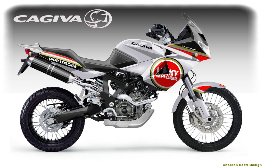 Automotive sports 2012  Cagiva Mito 125 Best