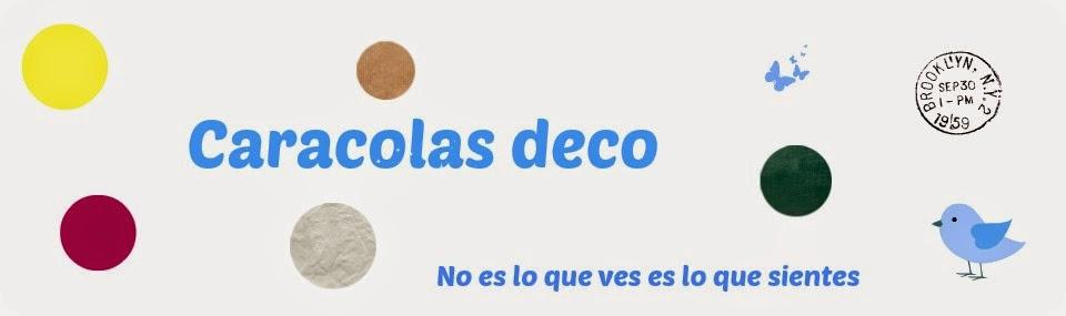 CARACOLAS.DECO