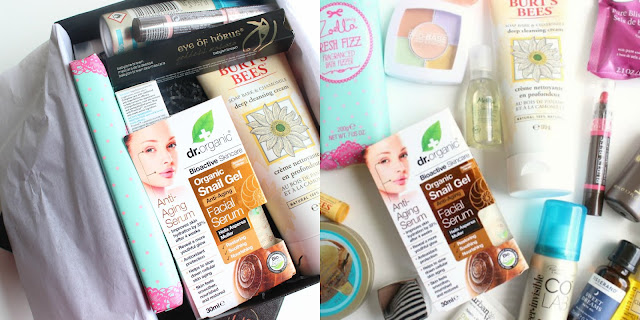 Latest in Beauty Awards Winner's Box