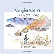 Genghis Khan Twin Stallion