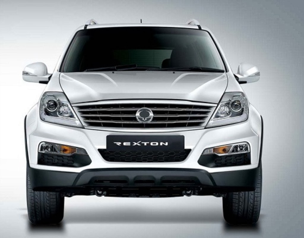2014 Mahindra Ssangyong Rexton Best Prices Globe In The