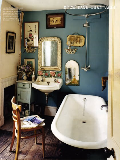 My Darling Will Most Definitely Have To Expect A Vintage Style Bathroom  When We Invest In Our Own Home.