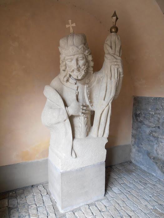 """Le roi Wenceslas (vieux mot slave signifiant """"la gloire couronnée"""")"""