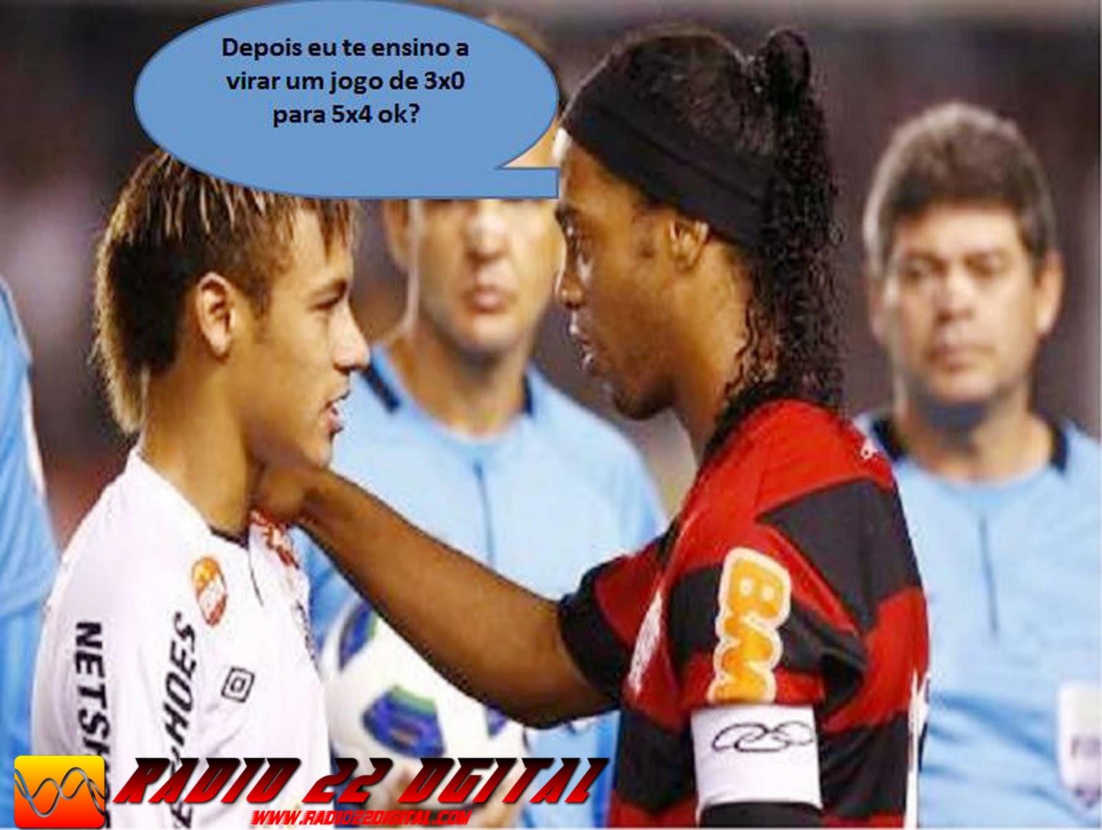 Messi vs ronaldo vs neymar vs ronaldinho wallpaper