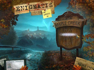 Enigmatis: The Ghosts Of Maple Creek [BETA]