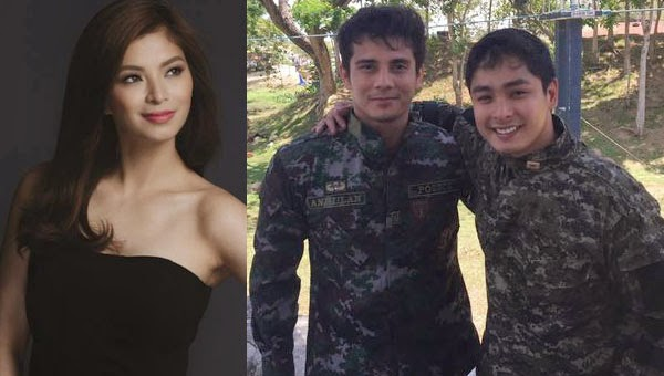 Angel Locsin, Ejay Falcon, and Coco Martin to star in MMK