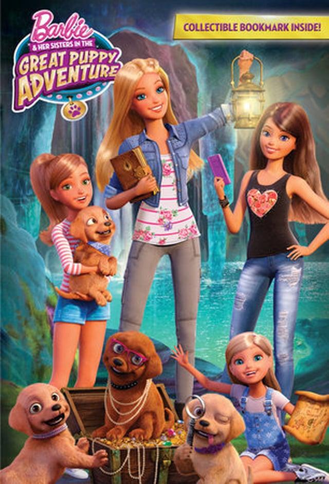 Barbie & Her Sisters in The Great Puppy Adventure บาร์บี้ ตอนการผจญภัยครั้งยิ่งใหญ่ของน้องหมาผู้น่ารัก