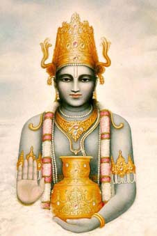 Lord Dhanvanatari Avatar-Lord Varaha Avatar, Sanat Kumar (Brahma Manas Putra), Adi-Purush Avatar, Sage Narada Avatar, Sage Nara-Narayana Avatar, Sage Kapila Avatar, Lord Dattatraya Avatar, Lord Yagya Deva Avatar, Rishabh Avatar, Prithu Avatar, Lord Matsya Avatar, Lord Kurma Avatar, Lord Dhanvanatari Avatar, Mohini Avatar, Lord Narsimha Avatar, Lord Hayagreeva Avatar, Lord Vamana Avatar, Lord Parshurama Avatar, Sage Vyasa Avatar, Lord Rama Avatar, Lord Balarama Avatar, Lord Krishna Avatar, Lord Buddha Avatar, Lord Kalki Avatar,