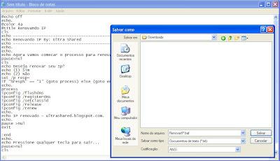 Renovando IP