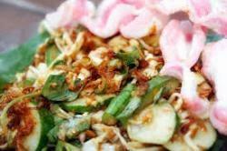Resep masakan karedok khas jawa barat