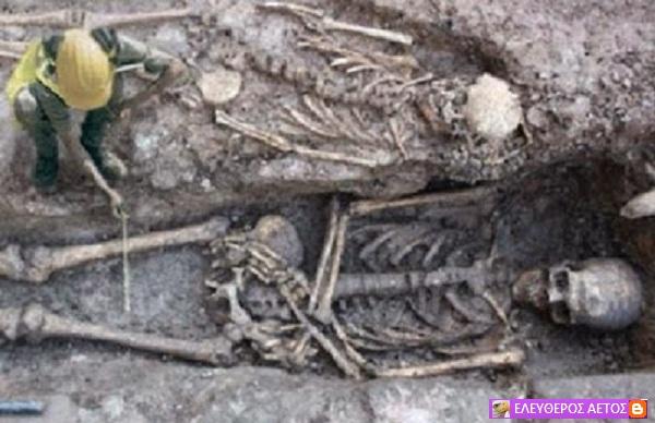 Το Ινστιτούτο Smithsonian παραδέχεται ότι κατέστρεψε χιλιάδες σκελετούς γιγαντιαίων ανθρώπων στις αρχές του 1900