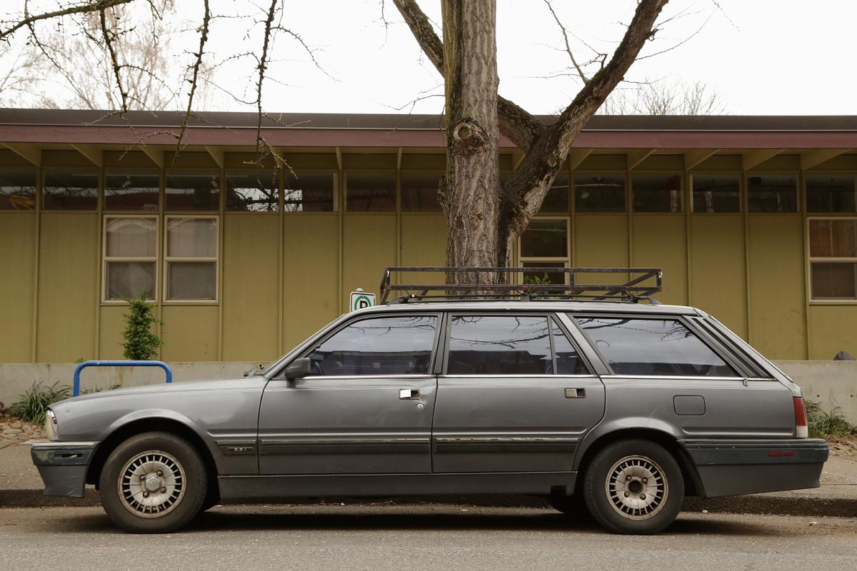 1993 Peugeot 505 SW8 Wagon.