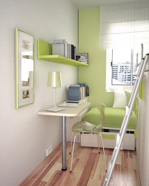 Encontrando espacio en tu dormitorio