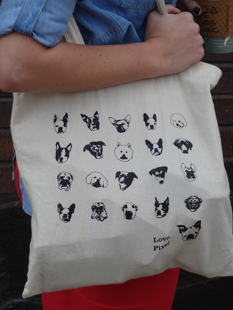 good on paper design tote bag