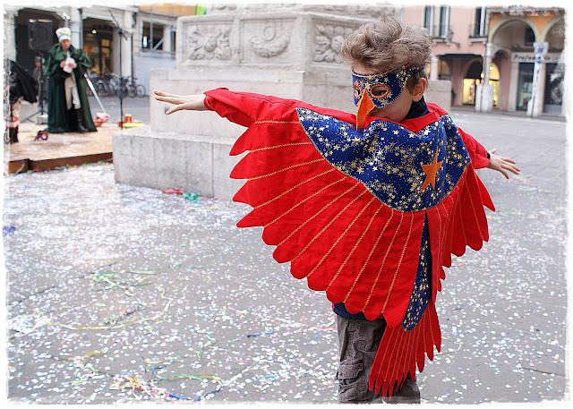 eagle costume