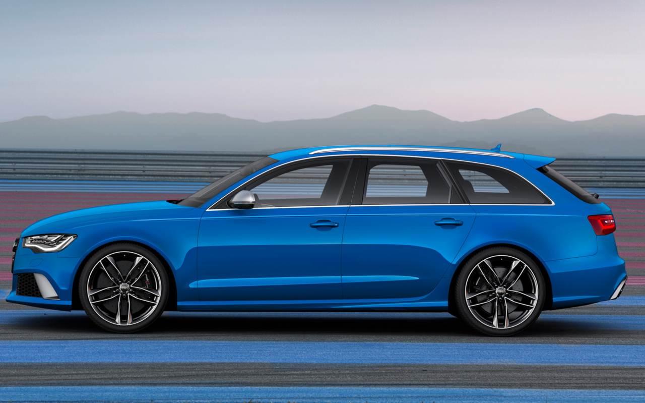 Audi rs6 avant lan amento pre o de r 566 mil no for The avant