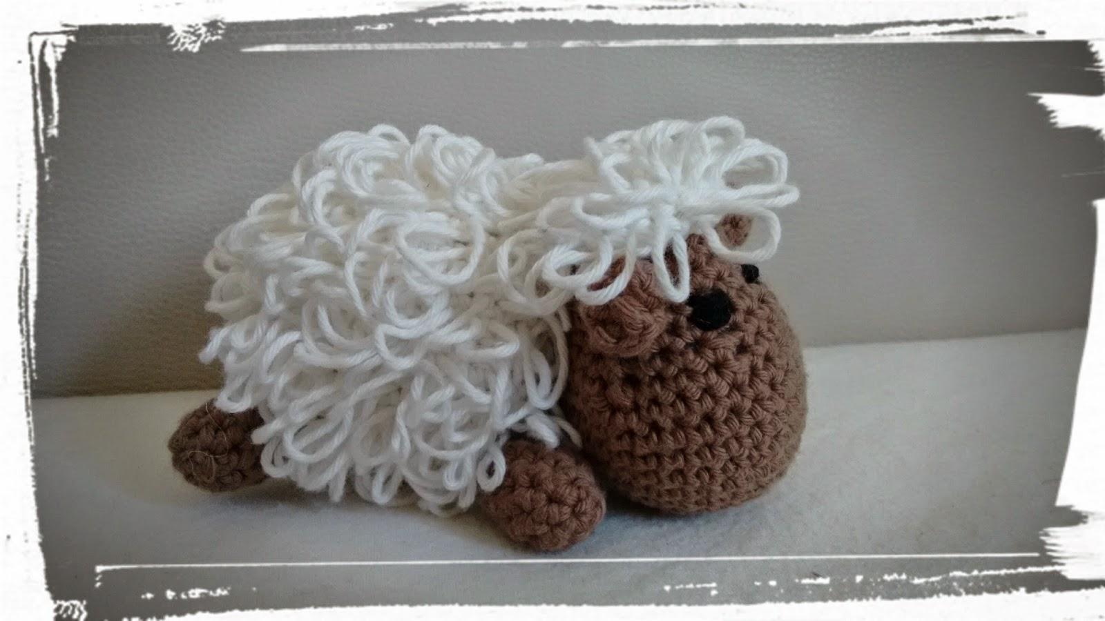 Auf Wolle 7: Schantall das Schaf