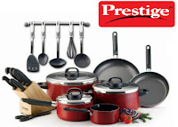 Buy Prestige Products & get Extra 30% off Via pepperfry:buytoearn