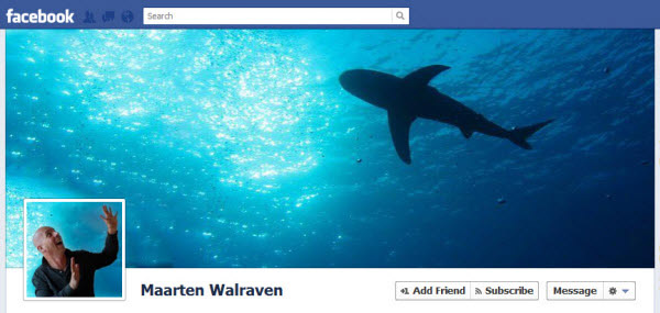 maarten walraven facebookfever Amazing Creative Facebook Timeline Covers