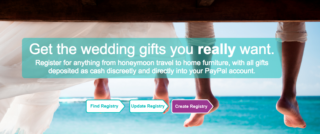 Wedding Gift List International : ... registry. Even international friends can easily purchase gifts just