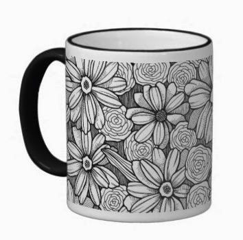 http://www.zazzle.com/black_white_zinnia_floral_11_oz_mug-168137590777427701?rf=238299512841520505