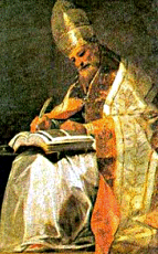 St. Gregory the Great, Pope