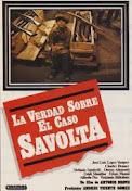 LA VERDAD SOBRE EL CASO SAVOLTA (España. 1978. Antonio Drove)