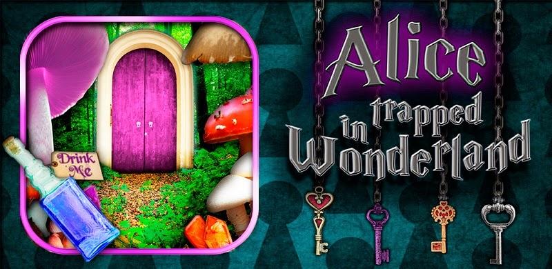 App gratuita de hoje da amazon 233 o alice trapped in wonderland um