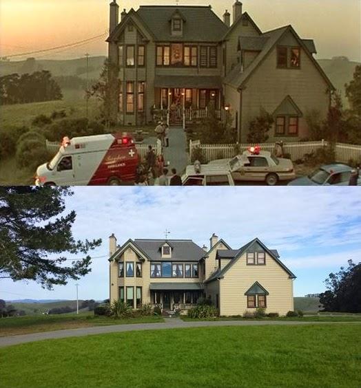 Becker Community Center >> Then & Now Movie Locations: Scream