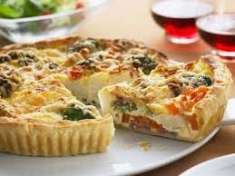 Amazing Gluten Free One Egg Quiche Recipe