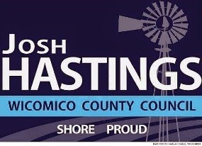 Josh Hastings For Wicomico County Council
