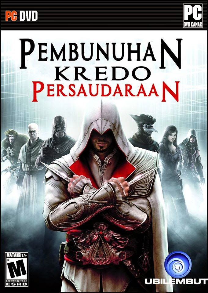 Ketika Judul Game Ini Diterjemahkan ke Bahasa Indonesia