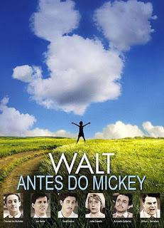 Walt Antes do Mickey - DVDRip Dublado