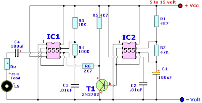 latest Wailing Alarm Siren circuit Schematic with explanation ...