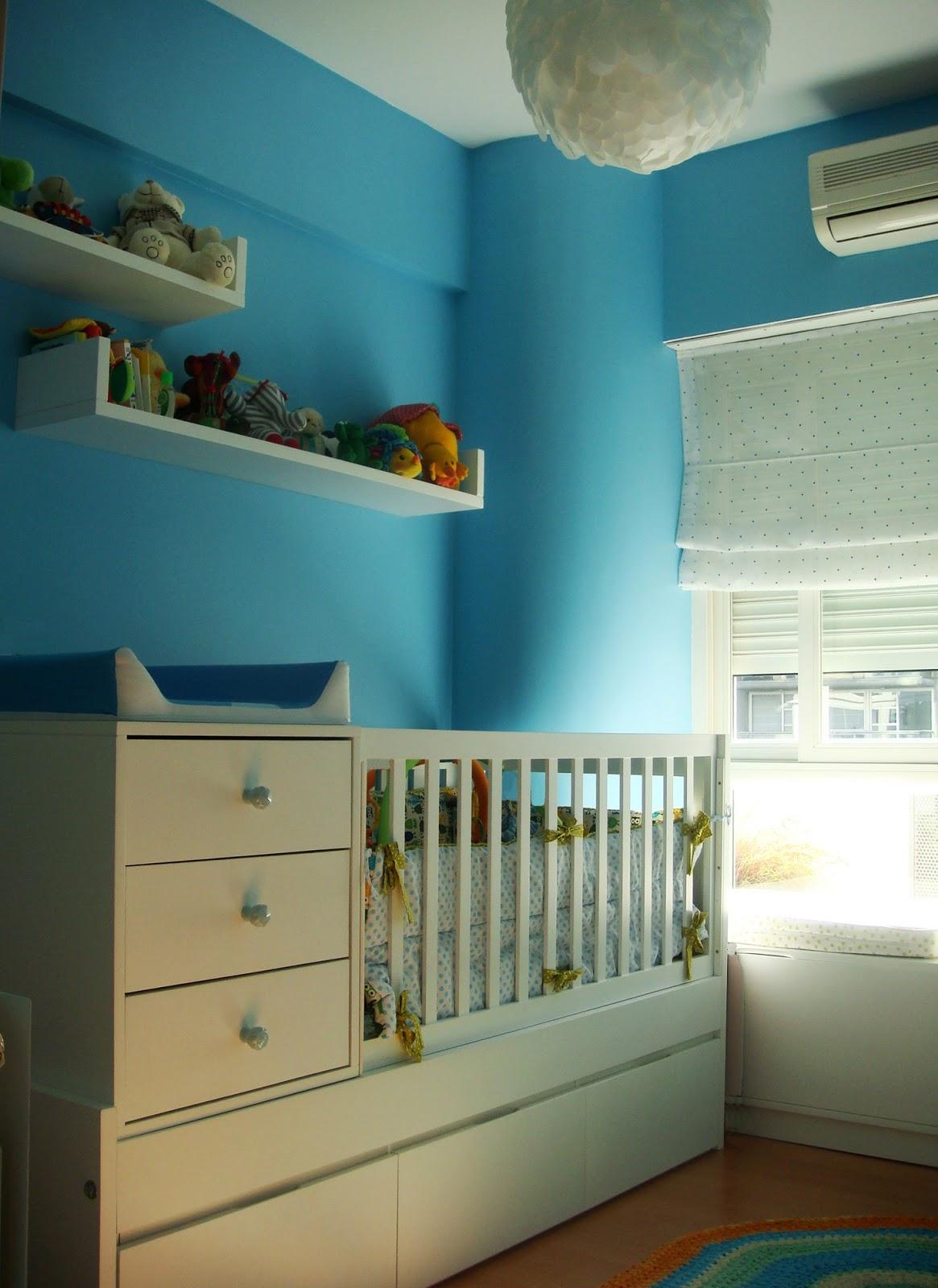 A deco dise o propio dormitorio de bebe - Vinilos para cajones ...