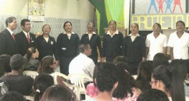 Igreja Quadrangular do Poço - Maceió
