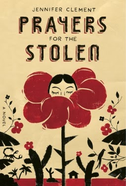 READING NOW : 80% Read - Prayers for the Stolen Jennifer Clement