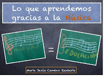¿Qué aprendemos na Clase de Música?
