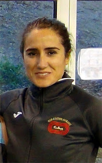Marta Sánchez Club Atlético Aranjuez