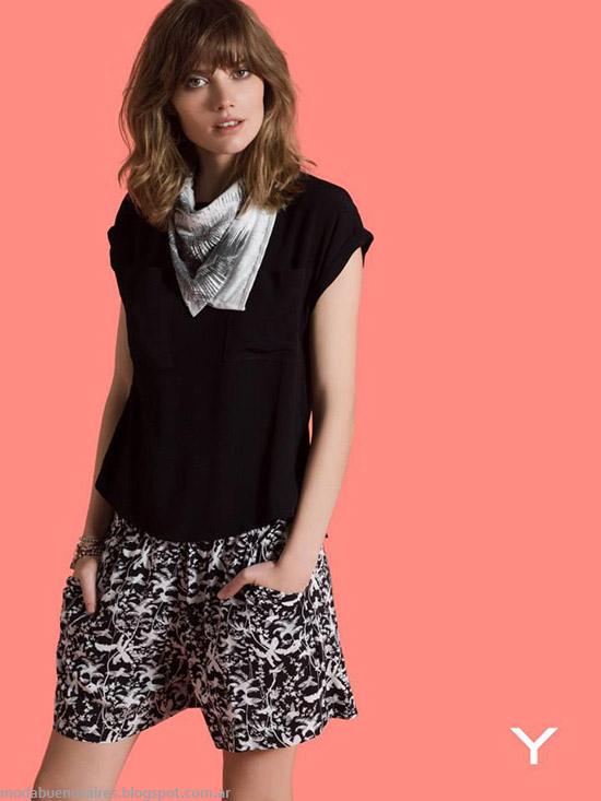 Yagmour primavera verano 2015 moda.
