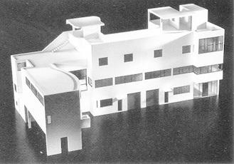 Le paris de le corbusier - 10 square du docteur blanche 75016 paris ...