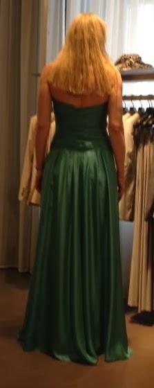 Ach, dieses Kleid...